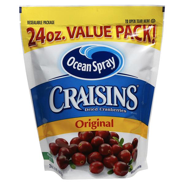 High Value Craisins Coupon