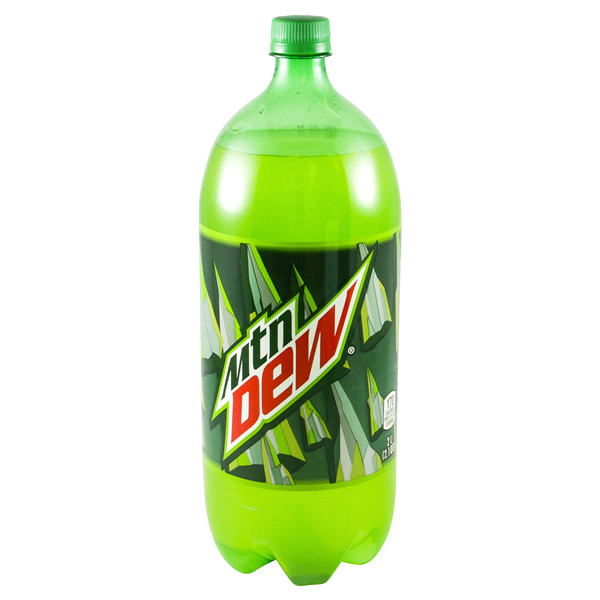 Mountain Dew 2 Liter