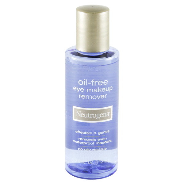 Eye makeup remover oil free