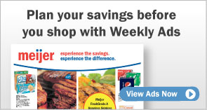 Plan your savings before you shop with Weekly Ads View Ads Now