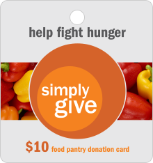 Donate to your local food pantry