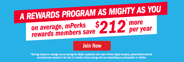 image regarding Meijer Printable Coupons referred to as Meijer mPerks Electronic Discount coupons and mPerks Added benefits Loyalty