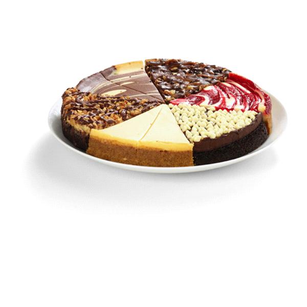 Meijer Cheesecake Variety Sampler 40 Oz Meijer