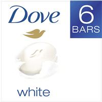 Meijer.com deals on Dove White Beauty Bar, 4 oz, 6 Bar