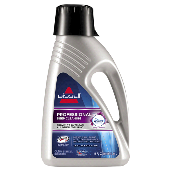 4fc0305030f7e BISSELL Professional Cleaning Formula with Febreze 48OZ