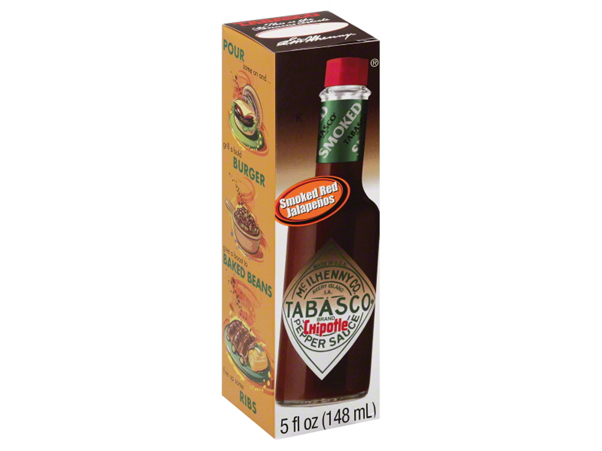 Tabasco Chipotle Pepper Sauce 5 oz | Meijer.com