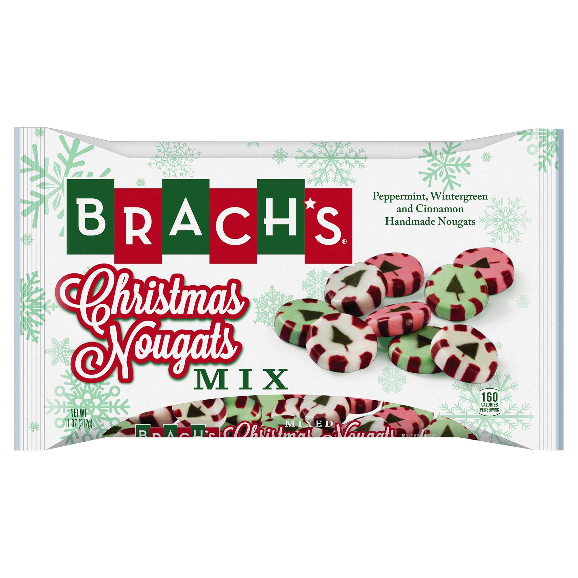 Brachs Christmas Nougat Mix | Meijer.com
