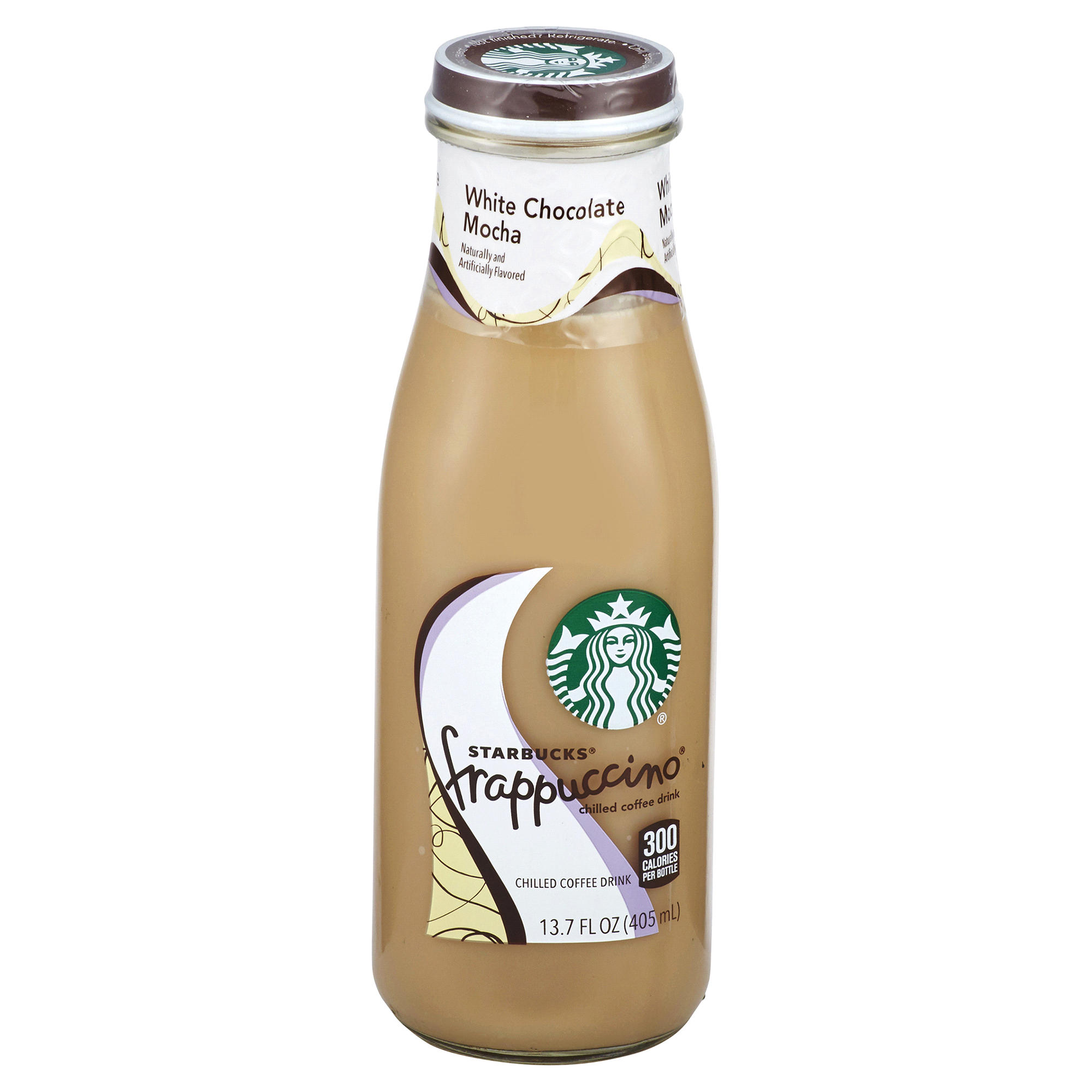 Starbucks® Frappuccino® White Chocolate Mocha Chilled Coffee Drink ...