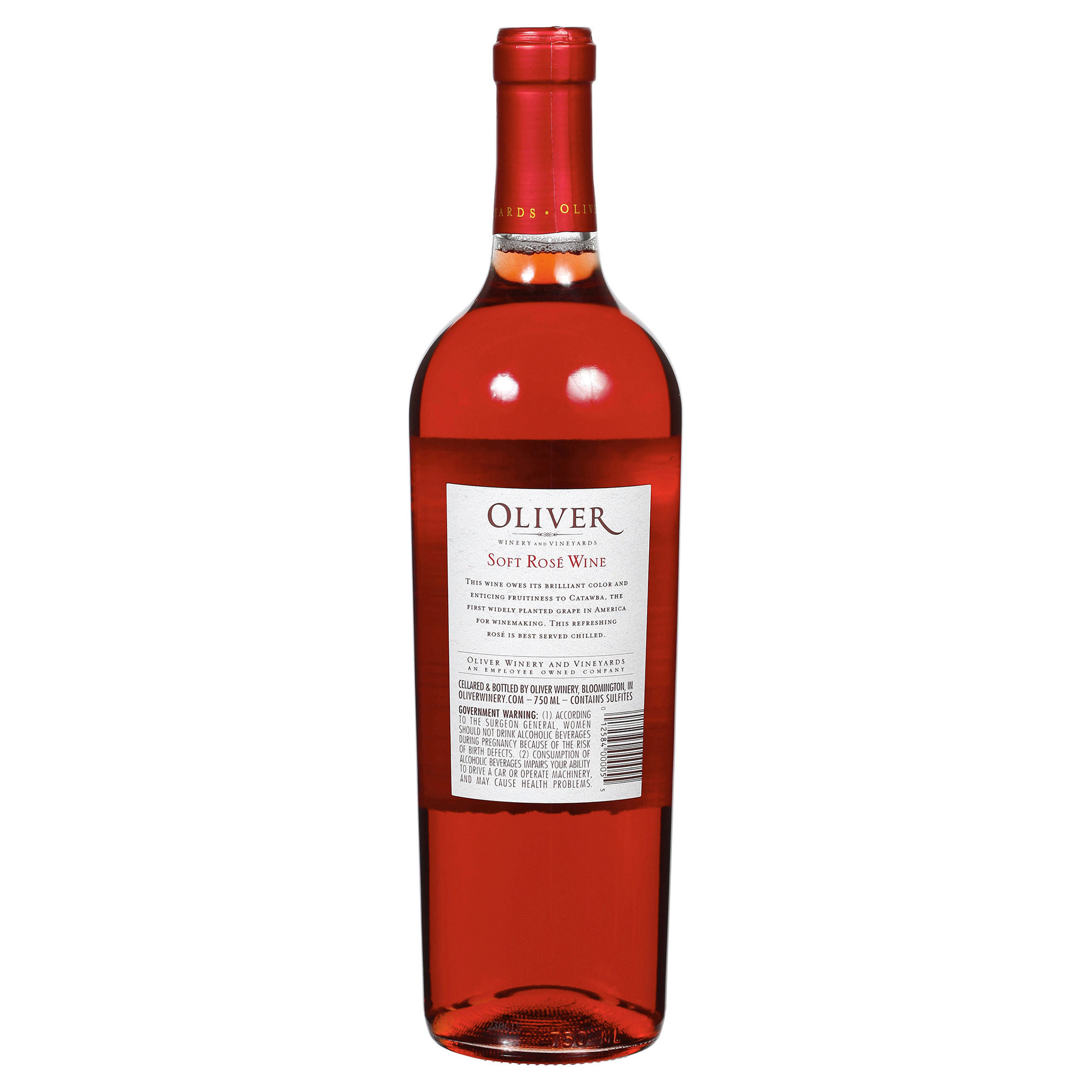 Oliver Soft Rose Wine 750 ml | Meijer.com