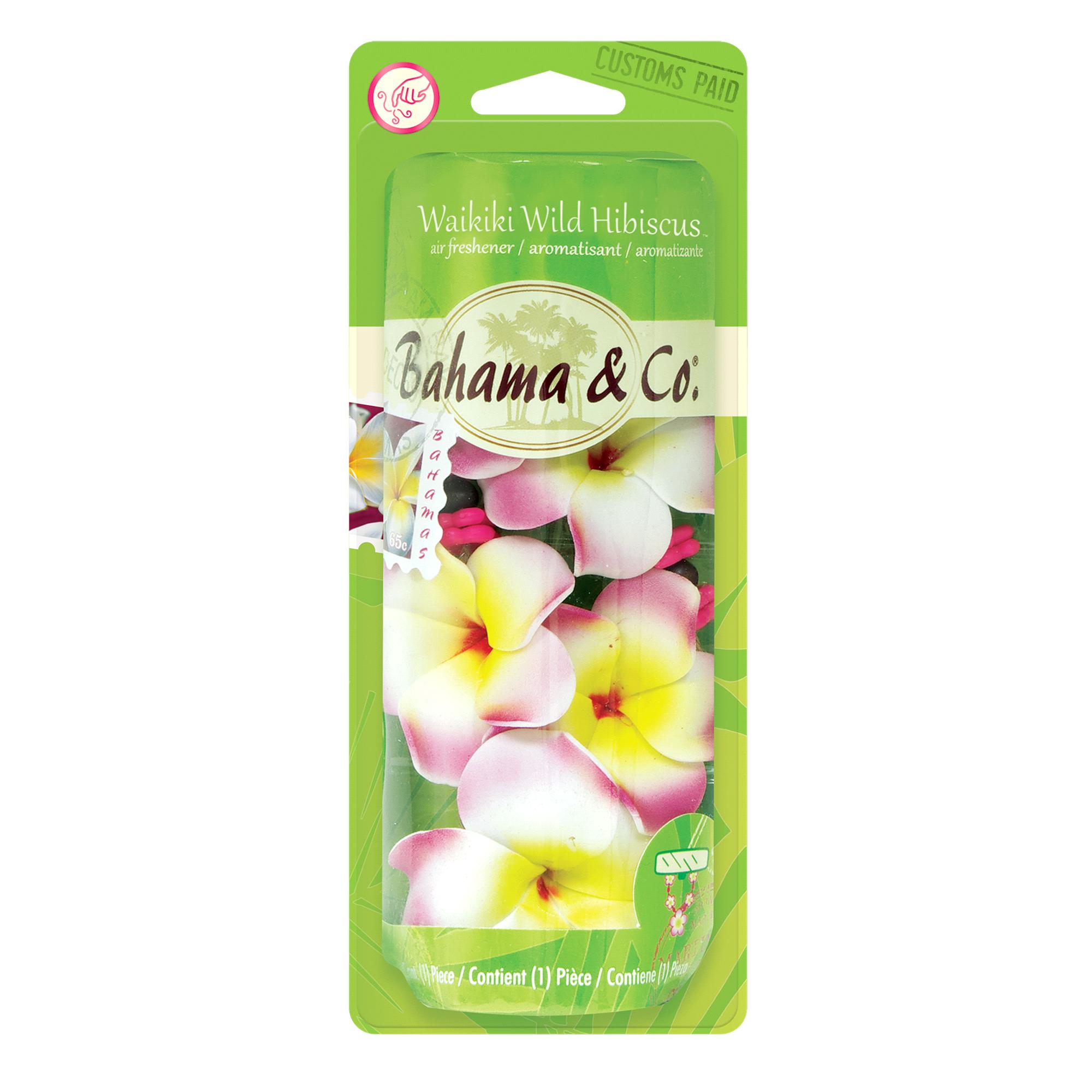 Bahama Co Necklace Waikiki Wild Hibiscus Meijer