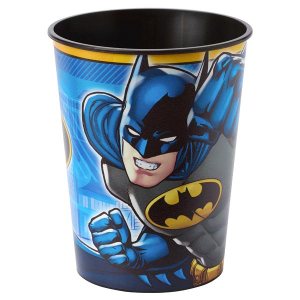 Batman Plastic Stadium Party Cup 16 oz  sc 1 st  Meijer & Batman Plastic Stadium Party Cup 16 oz | Meijer.com