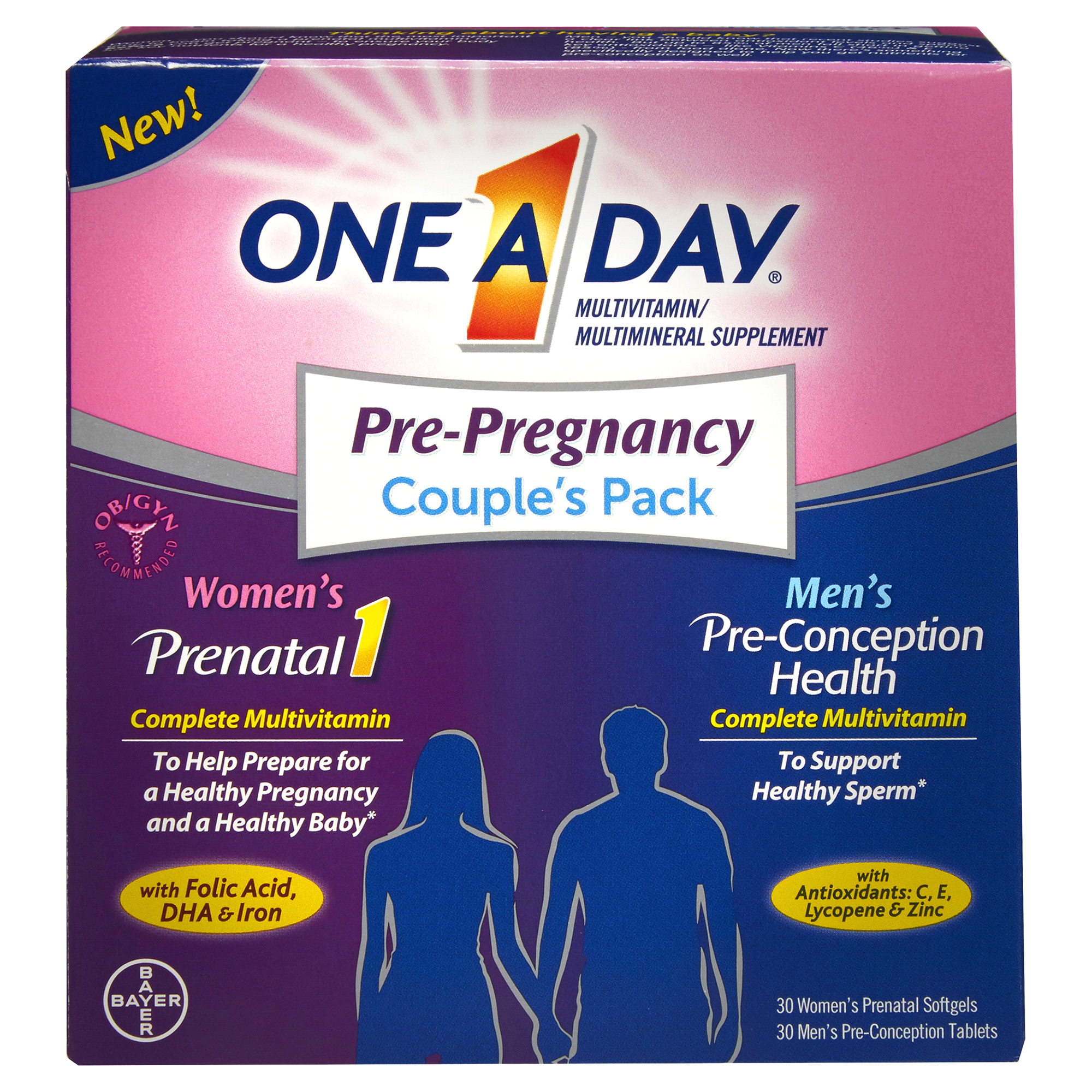 One A Day Pre Pregnancy Couples Pack Complete Multivitamins 60 Ct Fluke8217s Five New Infrared Cameras