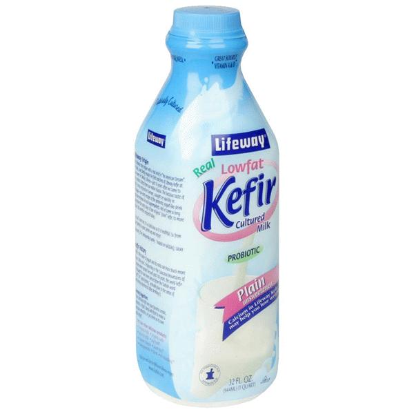 Lifeway Kefir Yogurt Plain 32 Oz