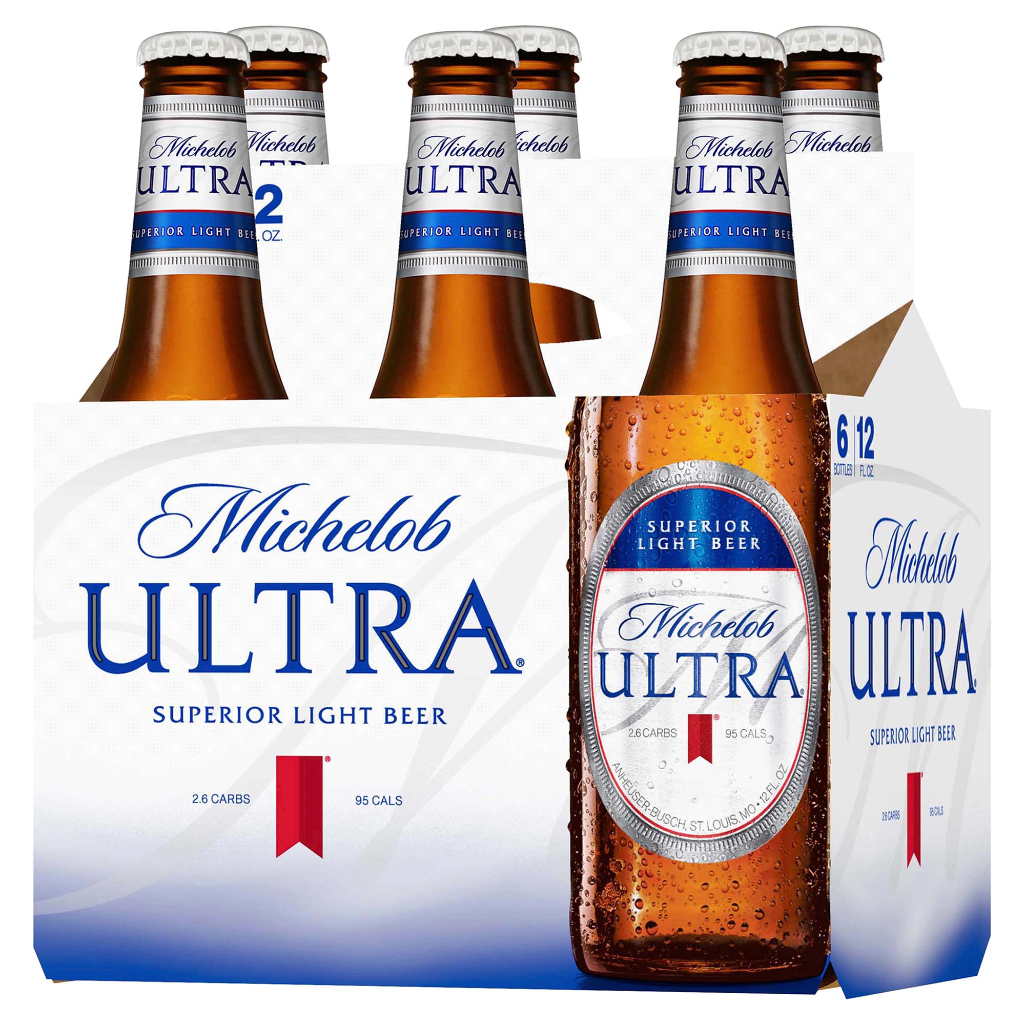 michelob ultra beer 12 oz 6 pk | meijer