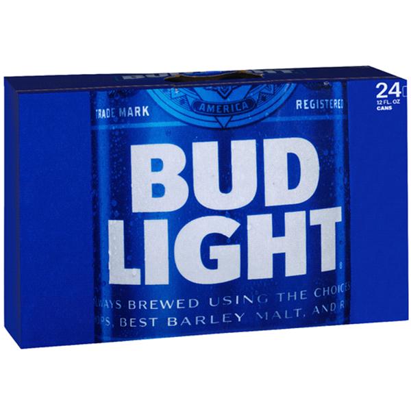 bud light beer 12 oz 24 pk meijer com