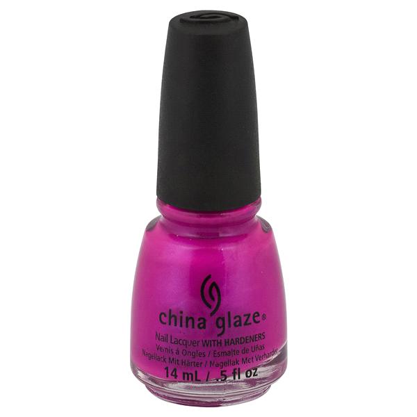 China Glaze Nail Lacquer Purple Panic 70290