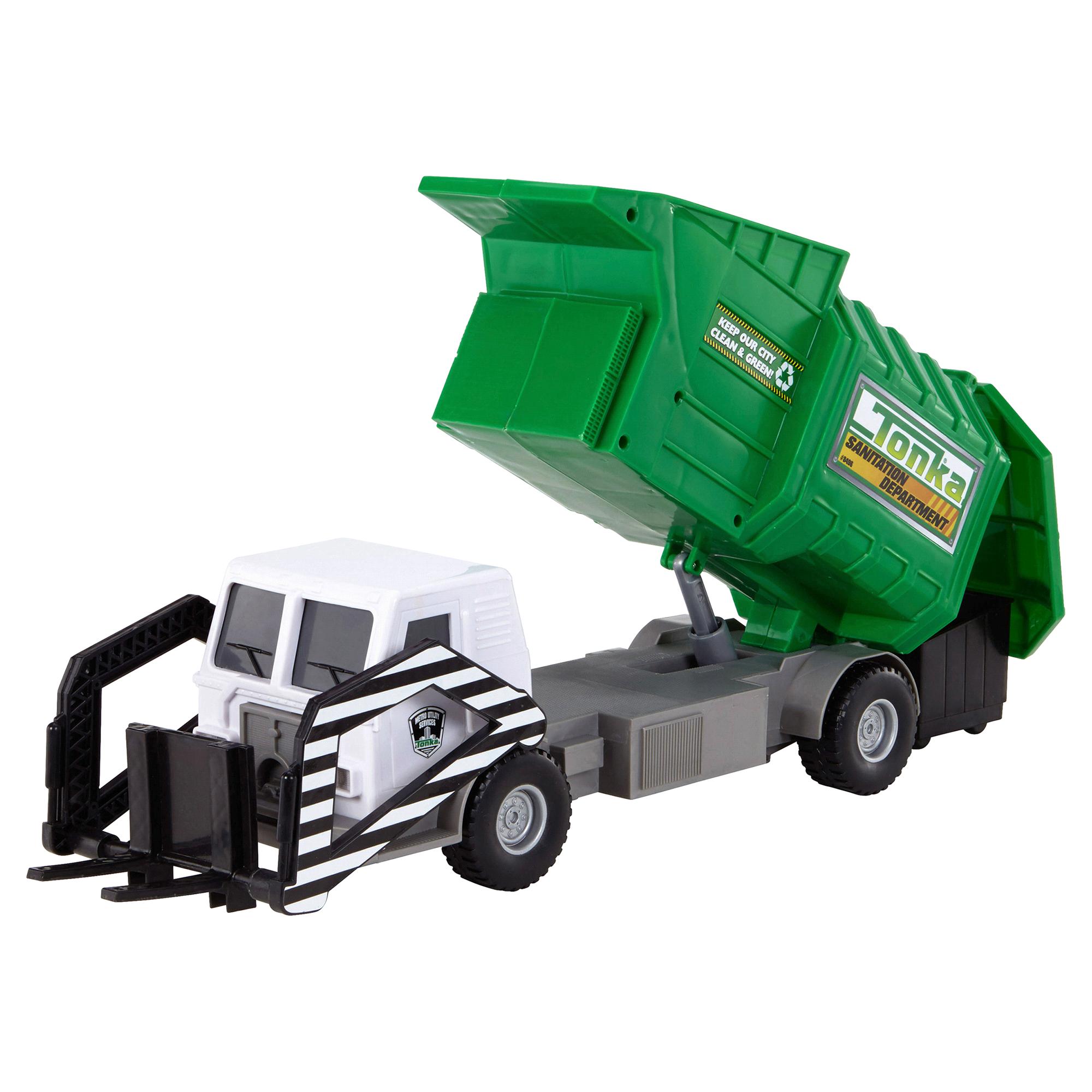 Tonka Mighty Motorized Garbage Truck | Meijer.com