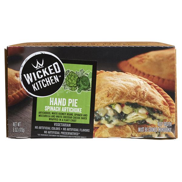 0656a85c75b1 Wicked Kitchen Spinach Artichoke Hand Pie 6 oz