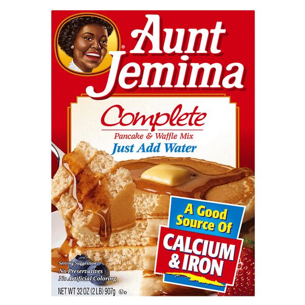 Aunt jemima pancake mix complete 2 lb meijer aunt jemima pancake mix complete 2 lb ccuart Choice Image