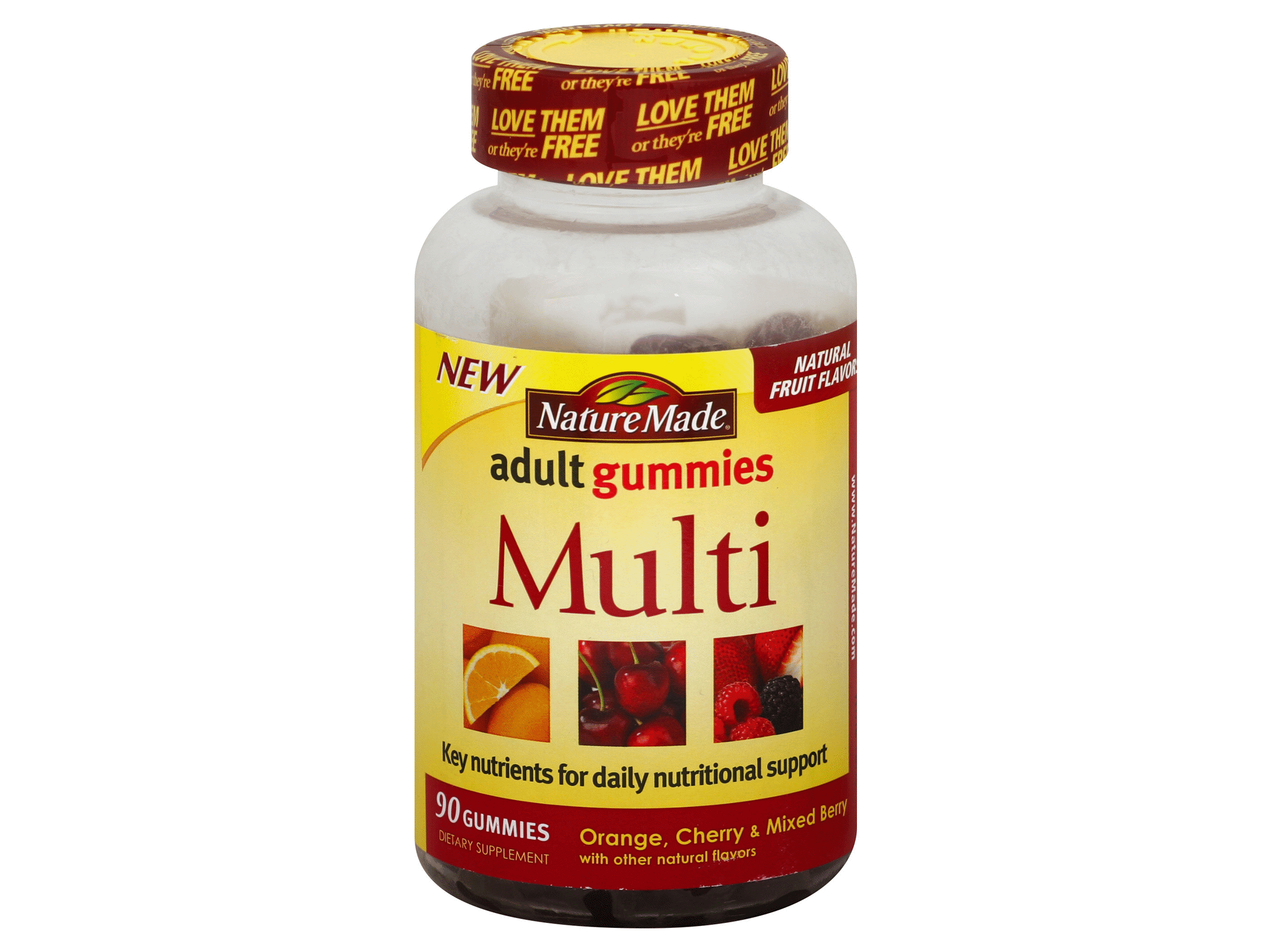 Gummy Vitamins | Meijer.com