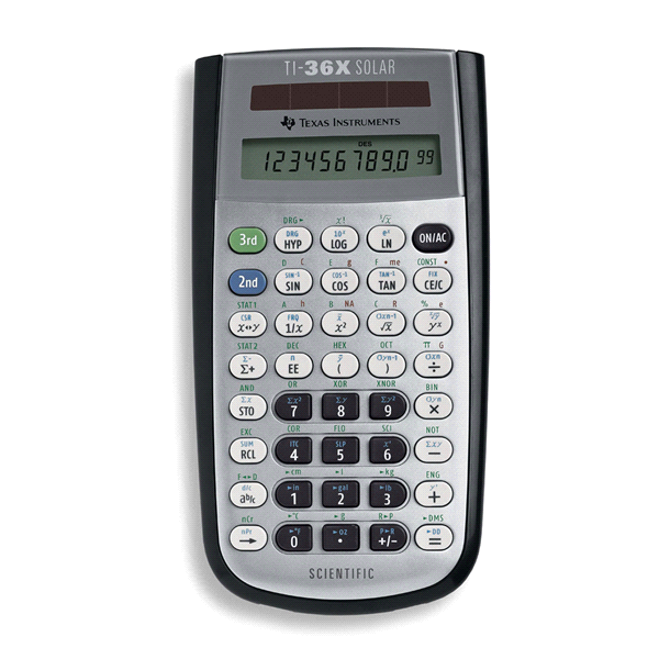 Replace venerable ti-36x solar calculator | avr freaks.
