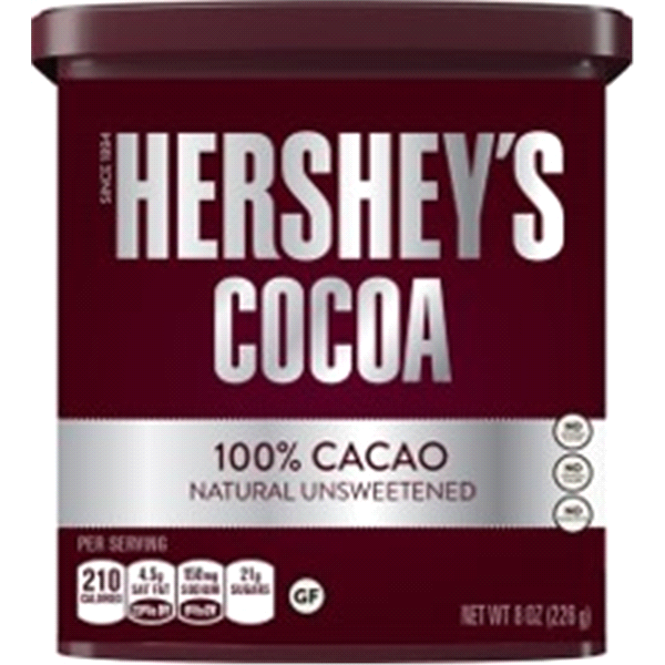 ca1c9912879 Hersheys Natural Unsweetened Cocoa 8 oz