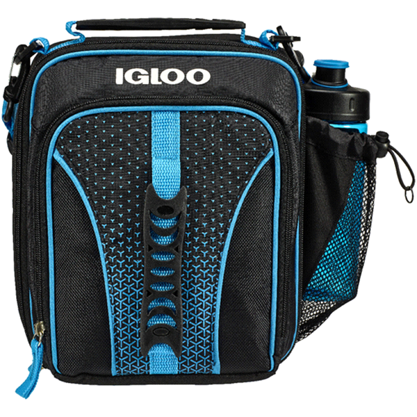 Igloo Vertical Lunch Box With Chugger Bottle In Assorted Colors