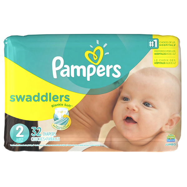 pampers diapers logo - photo #12