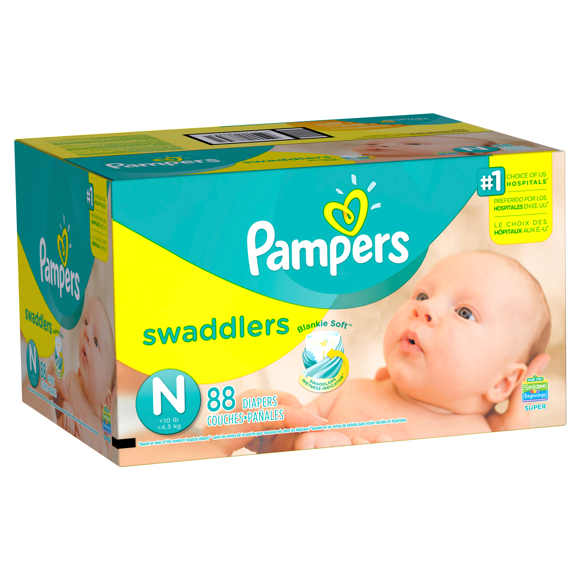 pampers newborn diapers baby weight berry blog. Black Bedroom Furniture Sets. Home Design Ideas