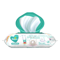 84705d764 Pampers Baby Wipes Sensitive 1X Pop-Top 56 Count