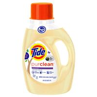 Meijer.com deals on Tide PurClean Liquid Laundry Detergent Honey Lavender, 50 oz