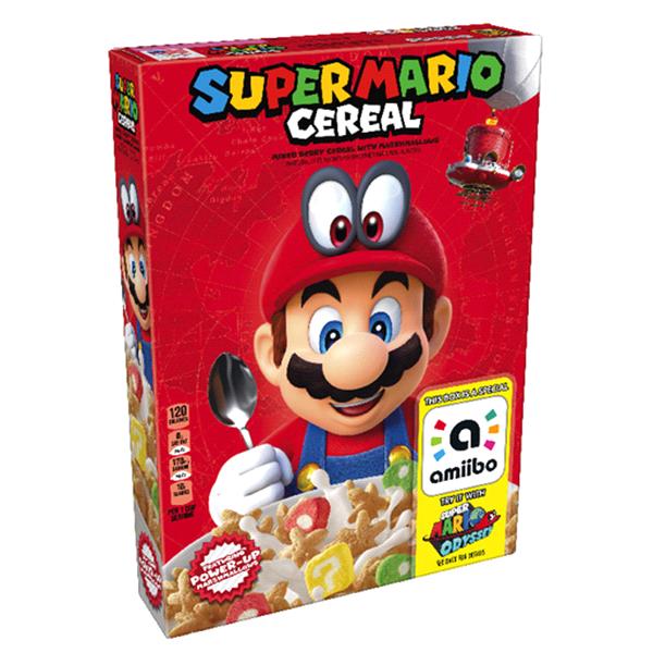 kelloggs super mario cereal meijer com