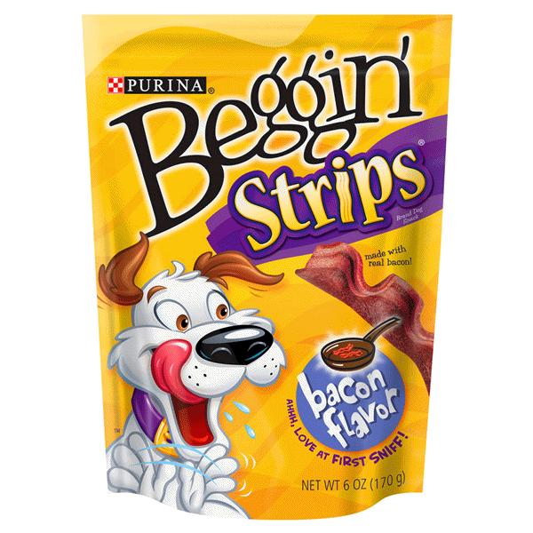 Purina beggin strips bacon flavor dog snacks 6 oz meijer purina beggin strips bacon flavor dog snacks 6 oz publicscrutiny Image collections