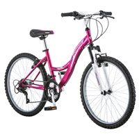 Meijer.com deals on Mongoose 24 Inch Girl's Estate Bike
