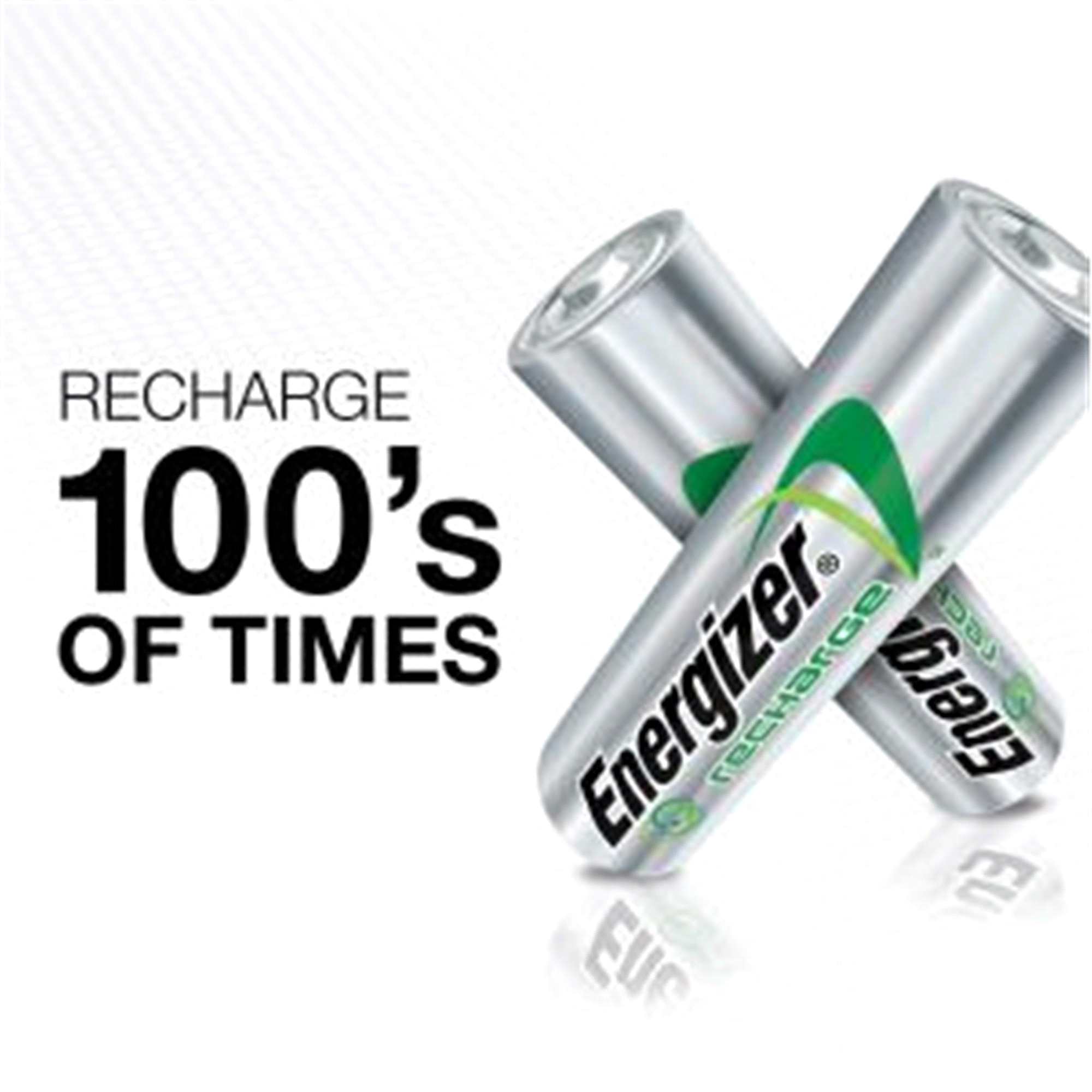 Energizer Rechargeable Aa Battery 4 Pack Batre Cas Recharge Maxi A2