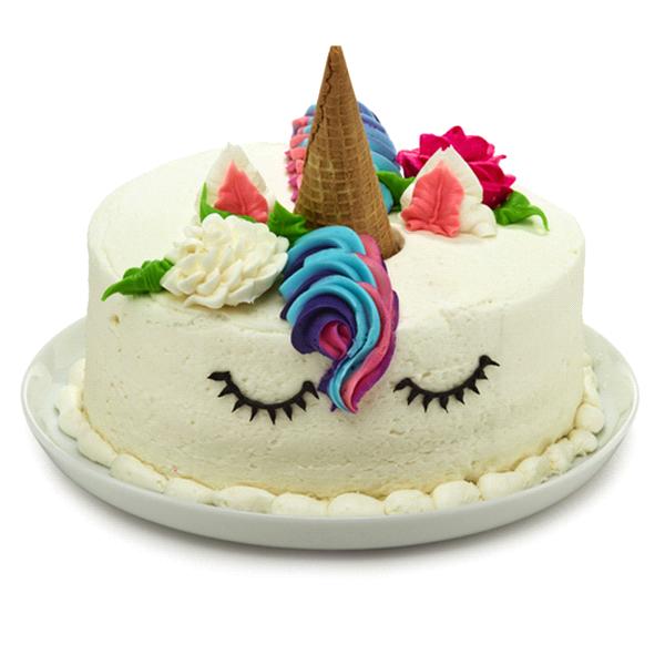 Meijer Unicorn Double Layer Cake 8