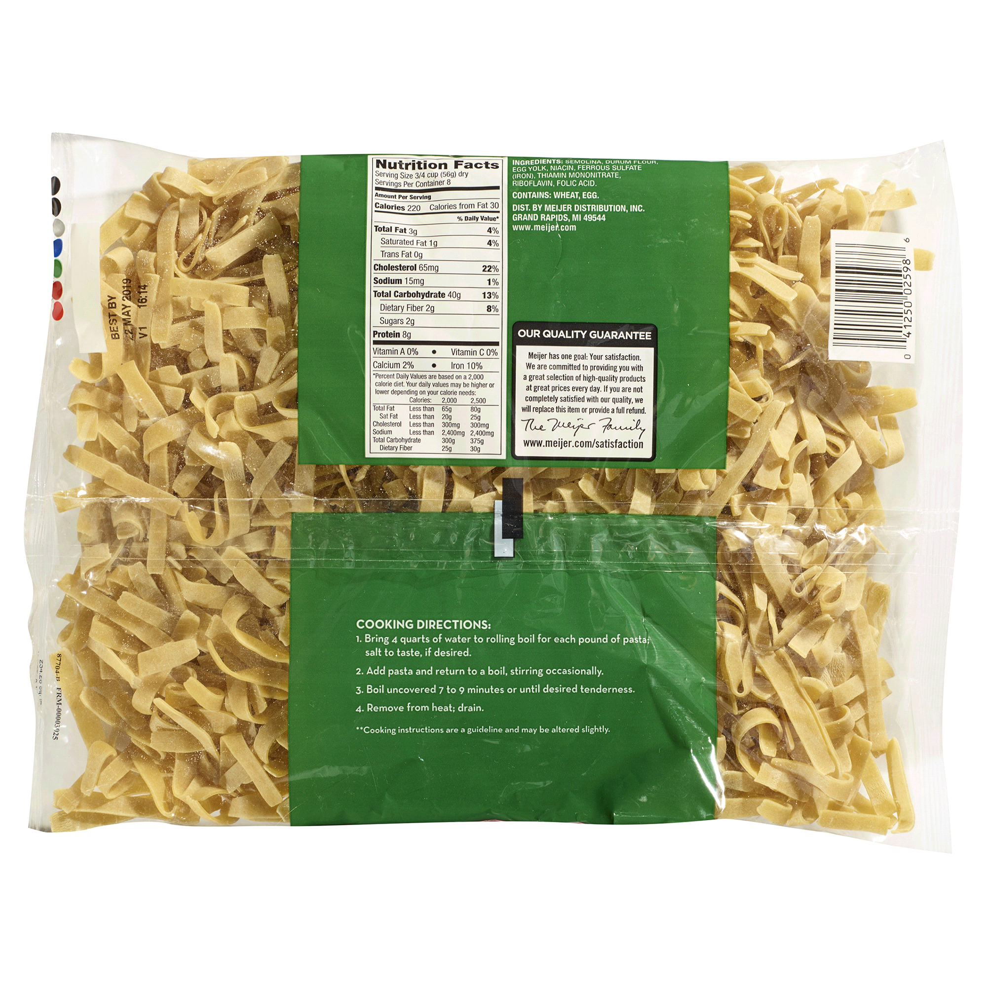 Meijer Kluski Noodles 16 Oz Meijer Com