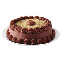 Meijer German Chocolate Cake 40 Oz
