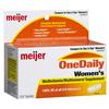 Meijer.com deals on Meijer Womens One Daily Multivitamin 100ct