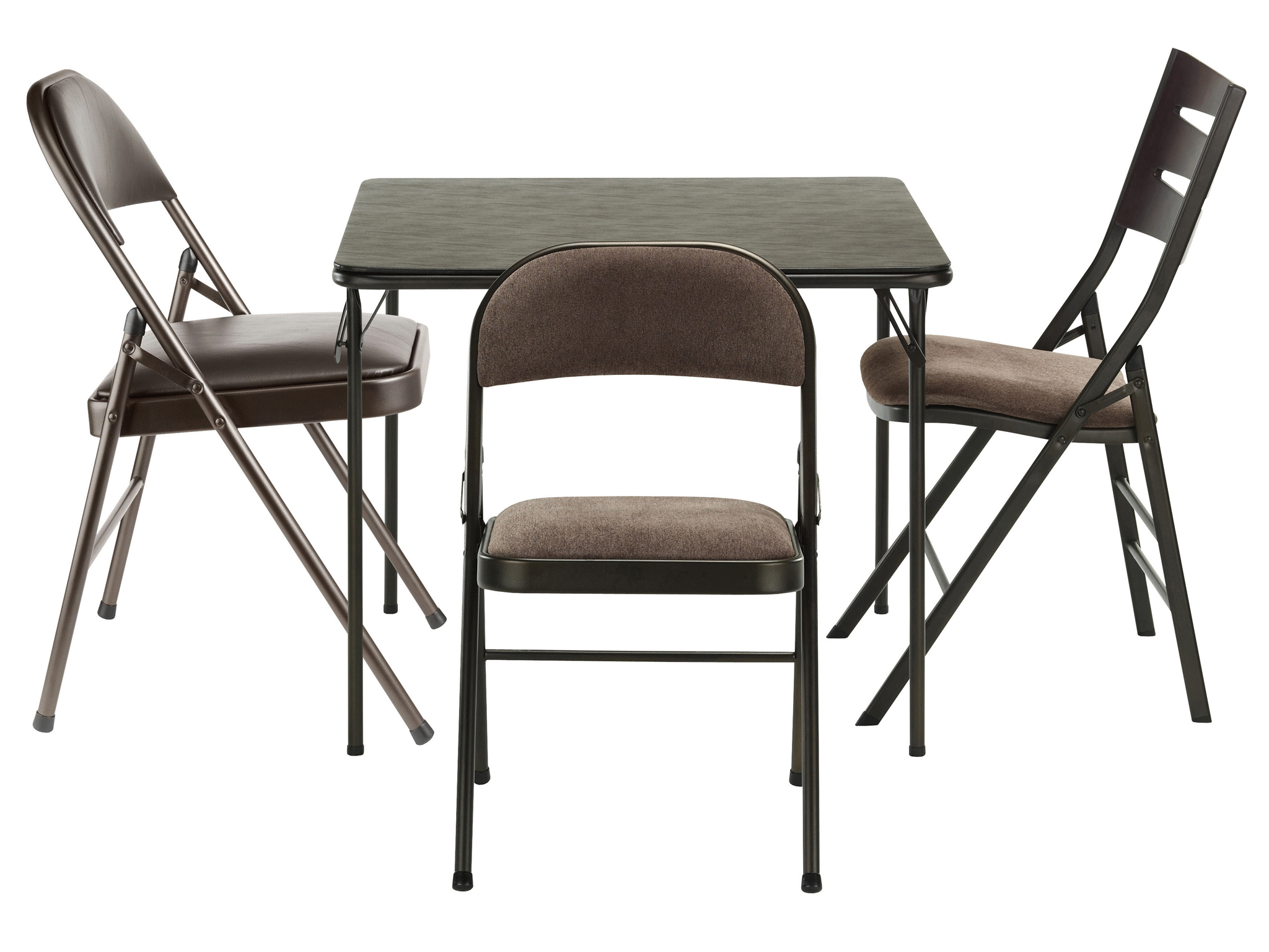 Meco Sudden fort Square folding table 34 x 34