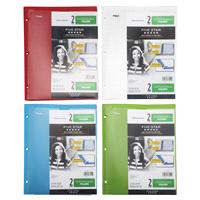 Five Star® Customizable Plastic Folder