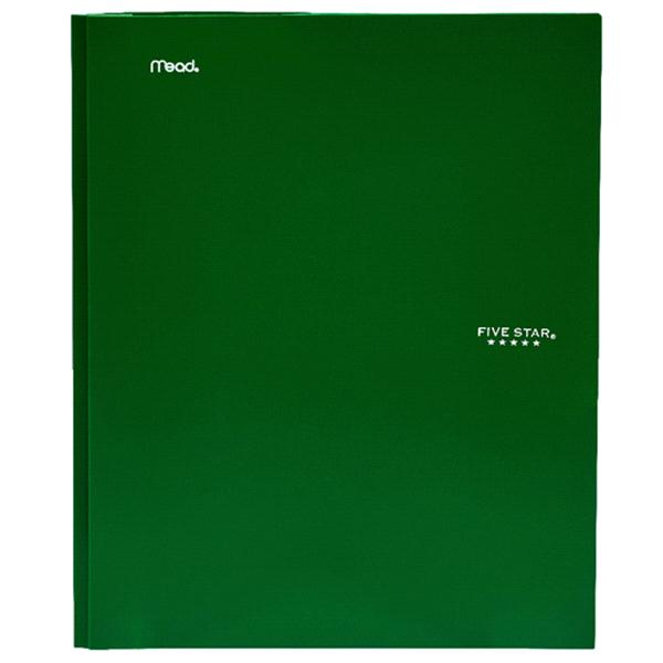 Gentil Five Star® Folder Advance Stay Put Poly   Meijer.com