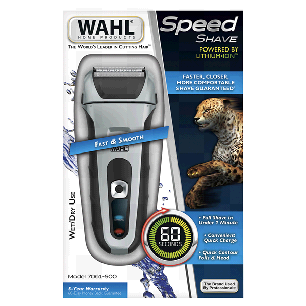 meijer electric shavers