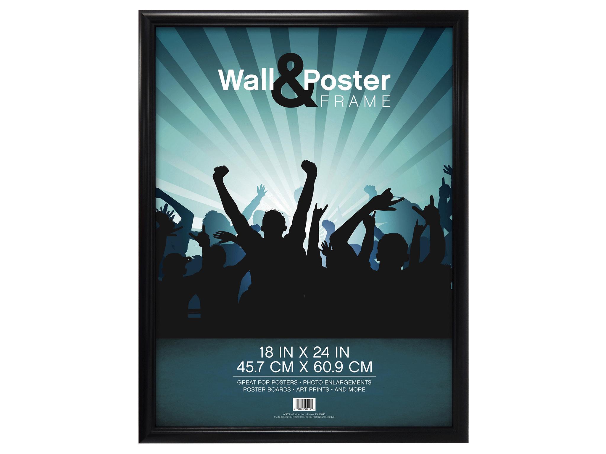 MCS Townsend Poster Frame - Black - 18 x 24 | Meijer.com