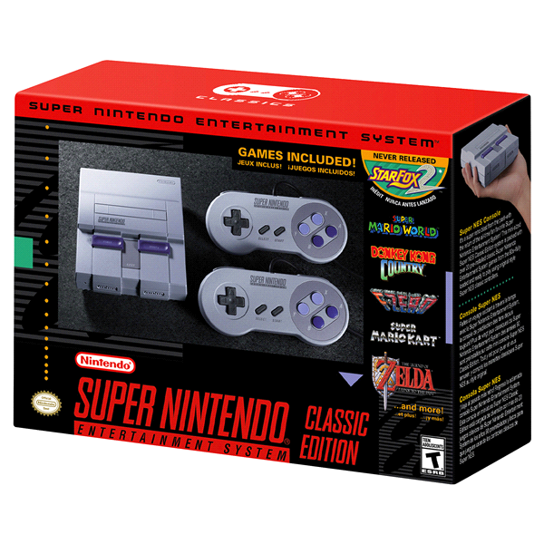 Super Nintendo Entertainment System™: Super NES Classic Edition