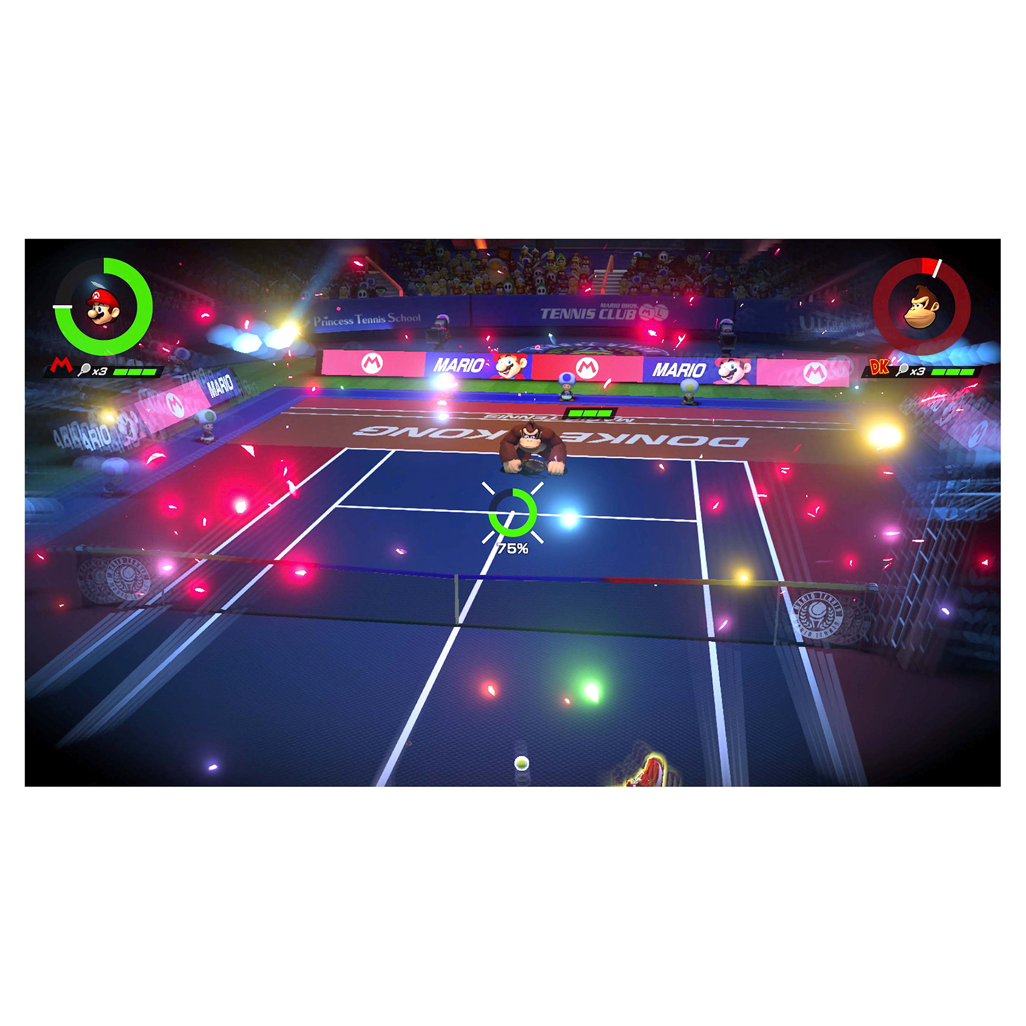 Switch Mario Tennis Aces English Us Games