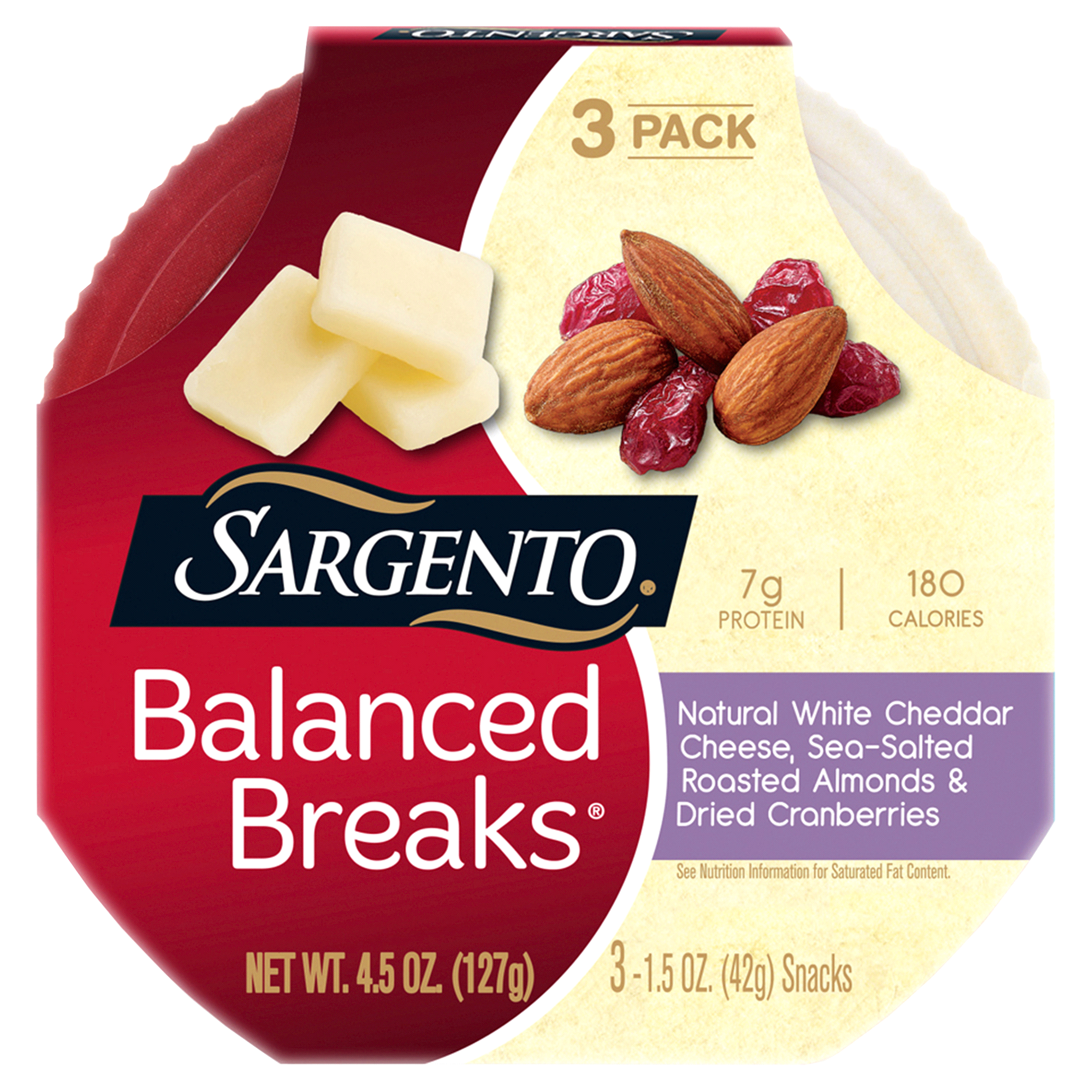 Sargento Snack Packs