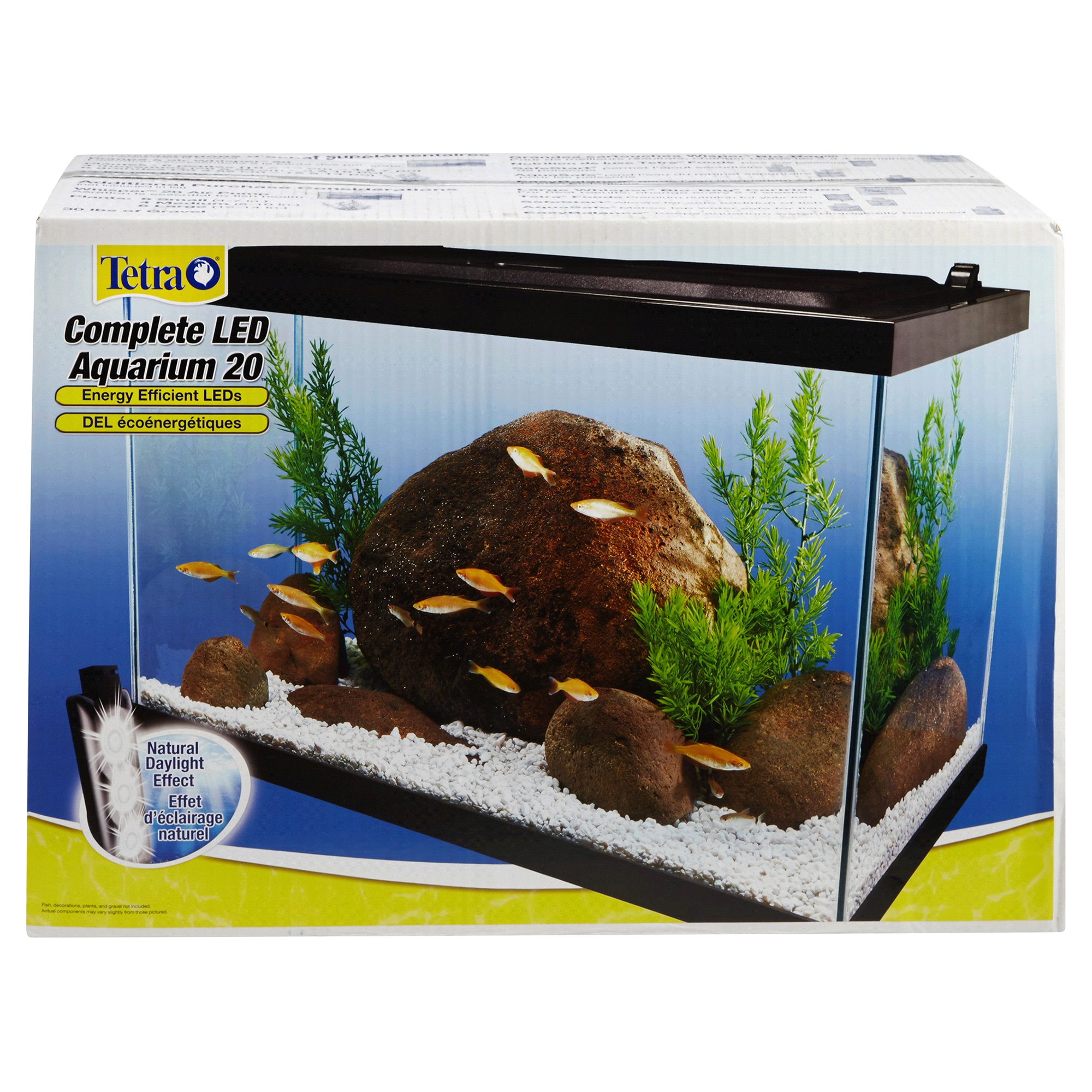 Tetra Glass Aquarium Kit 20 Gallon
