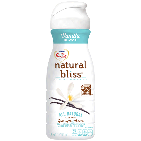 Coffee Mate Natural Bliss Gluten Free