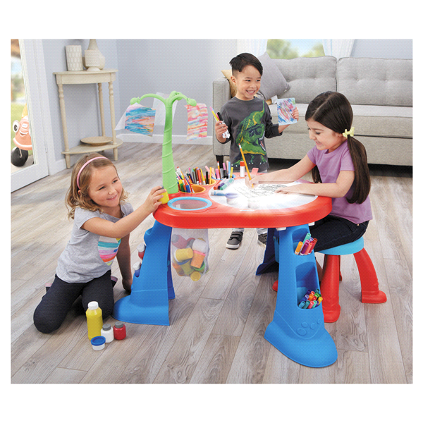Little Tikes Tracing Art Desk | Meijer.com